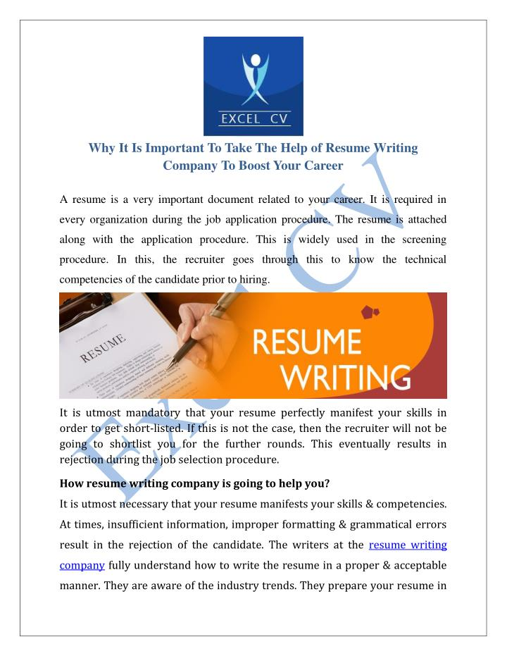 Best professional resume writing services jaipur