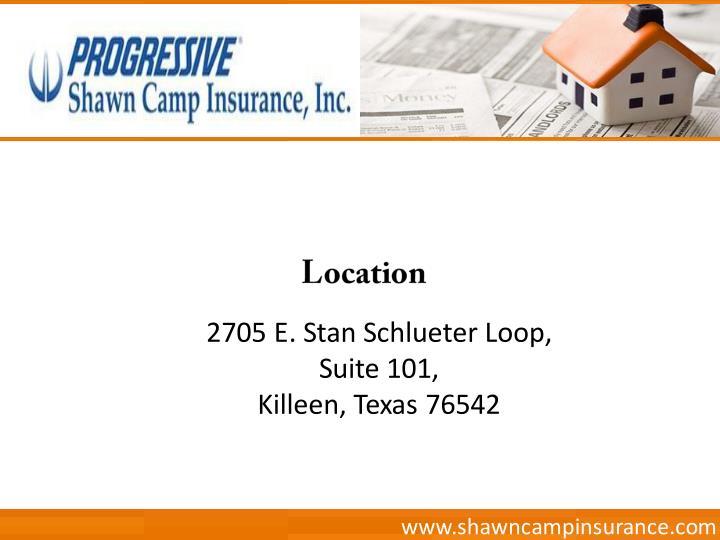 2705 E. Stan Schlueter Loop,