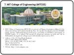 7 mit college of engineering mitcoe