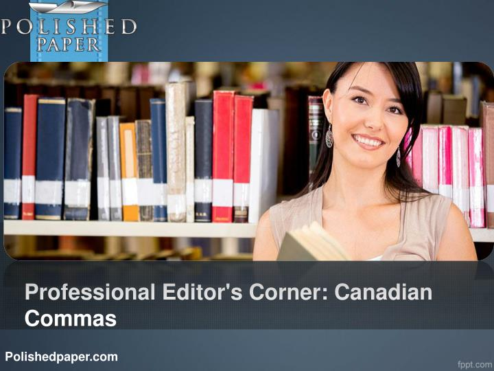 Professional Presentation Writer Services Ca