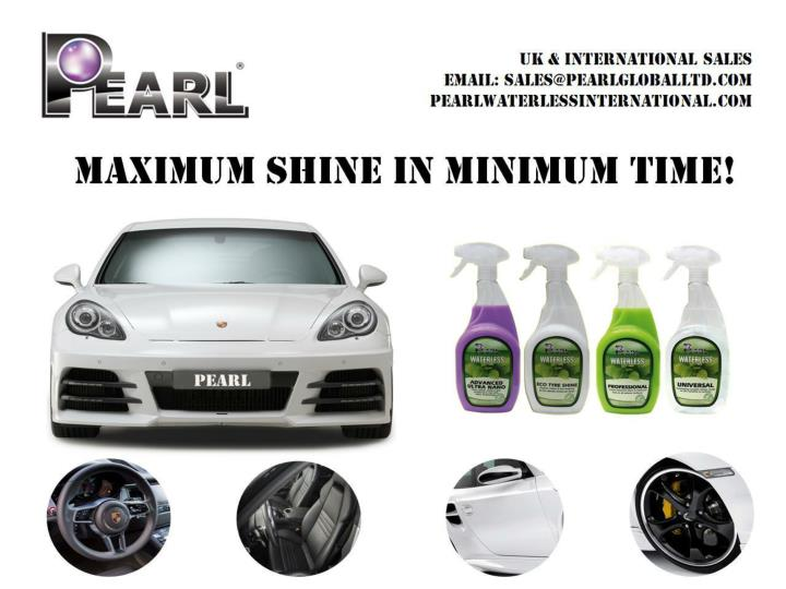 The pearl car care business