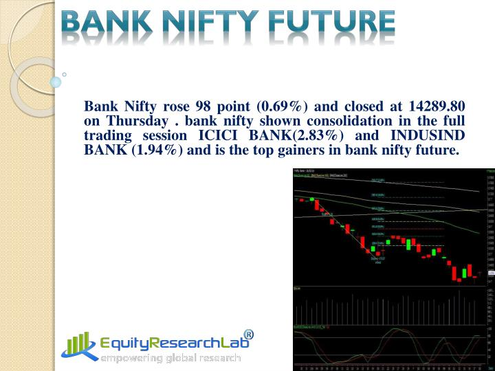 BANK NIFTY FUTURE