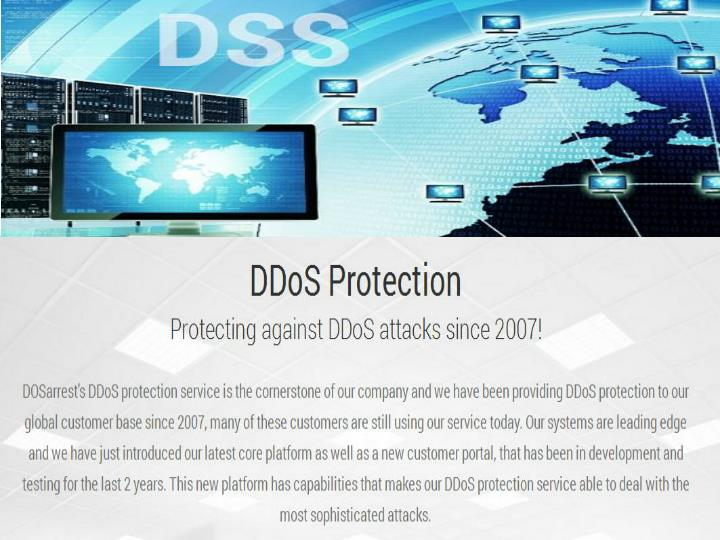 Ddos protection 7302668
