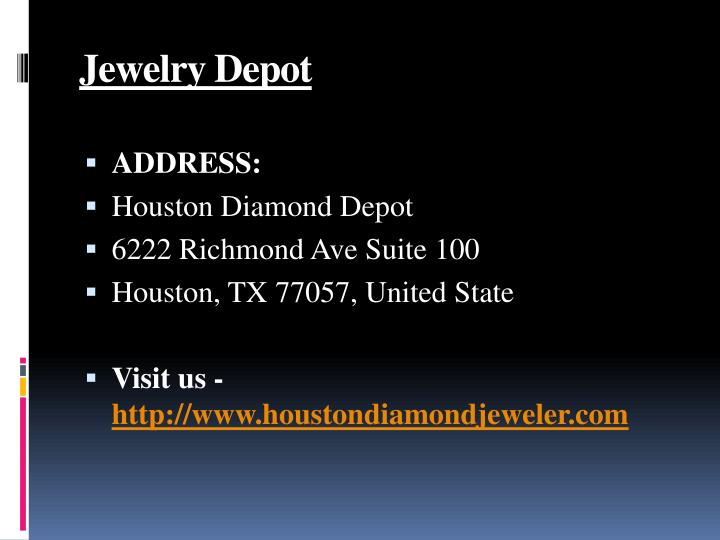 Jewelry Depot