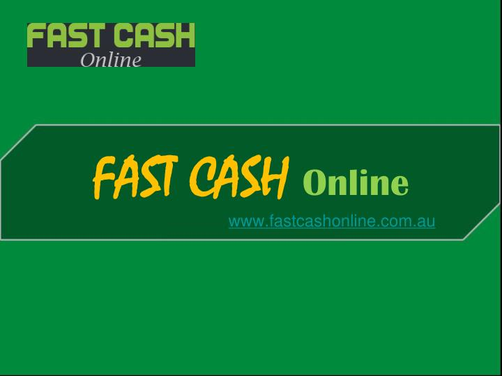 how to make fast cash online now