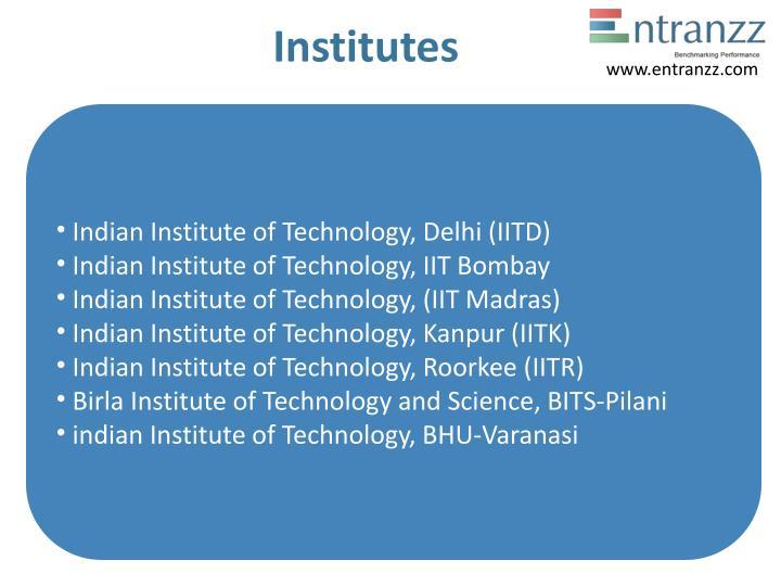 Institutes