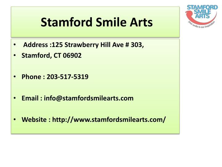 Stamford Smile Arts