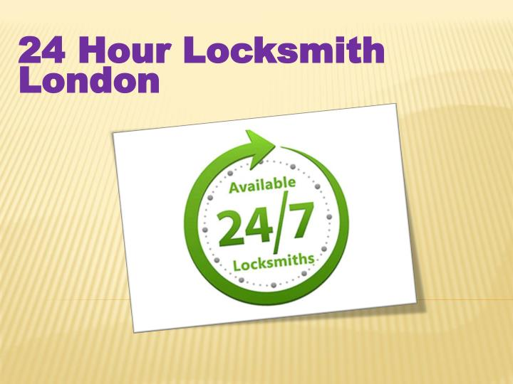 24 hour locksmith london