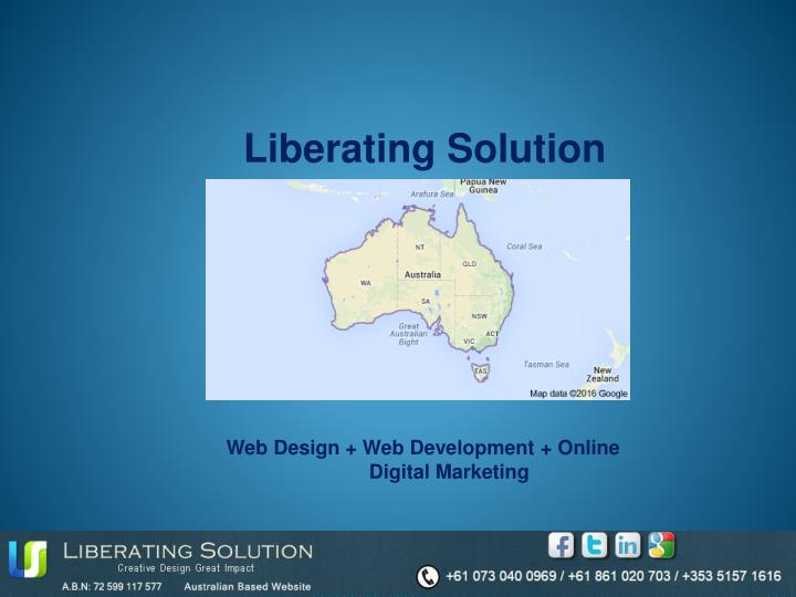 Liberating Solution