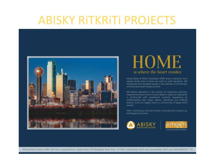 ABISKY RiTKRiTi PROJECTS