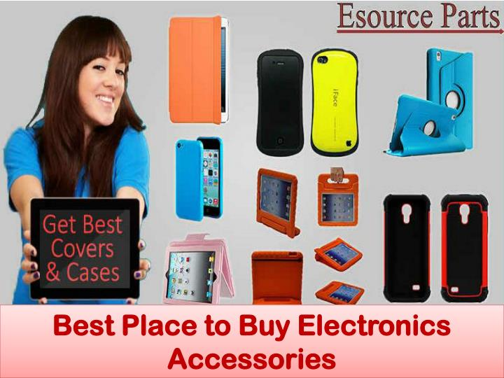 Best Place to Buy Electronics