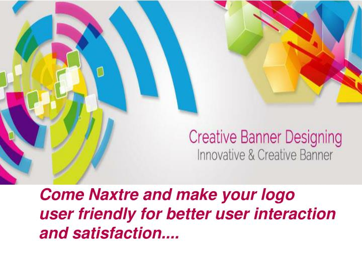 Come Naxtre and make your logo