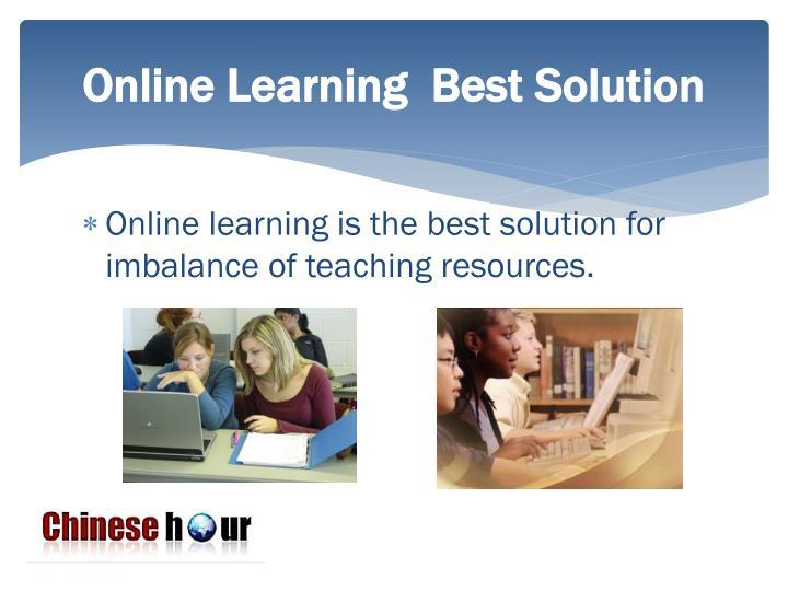 Online Learning  Best Solution
