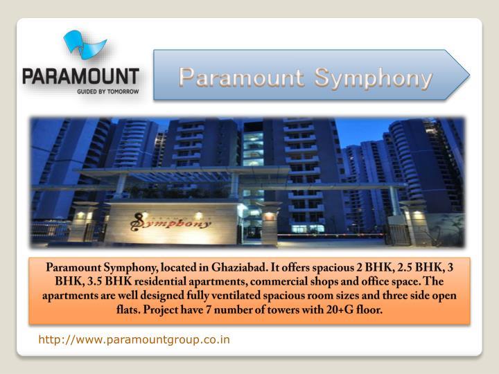 Paramount Symphony