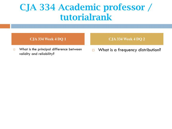 cja 334 research proposal part 1 Assignment details, located in university of phoenix material: research proposal, part i  cja 334 week 2 individual assignment gathering research data paper.