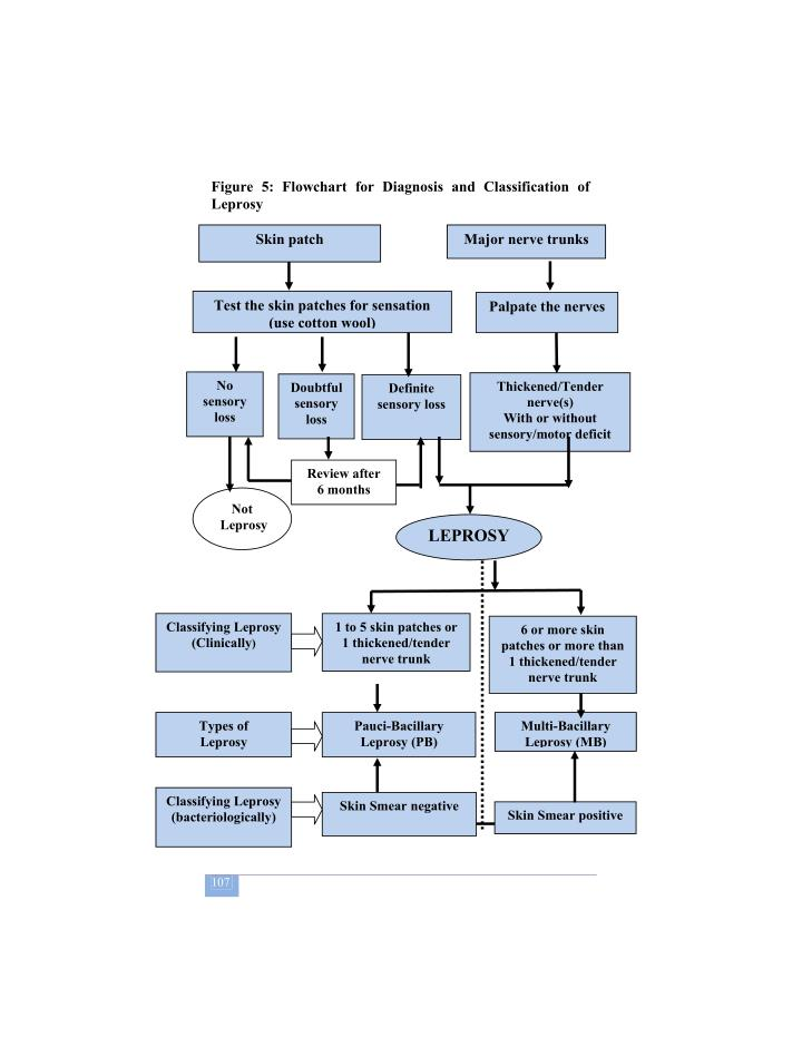 Figure 5: Flowchart for Diagnosis and Classification of
