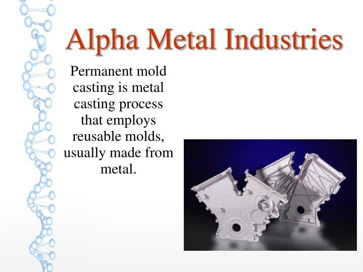 Alpha Metal Industries