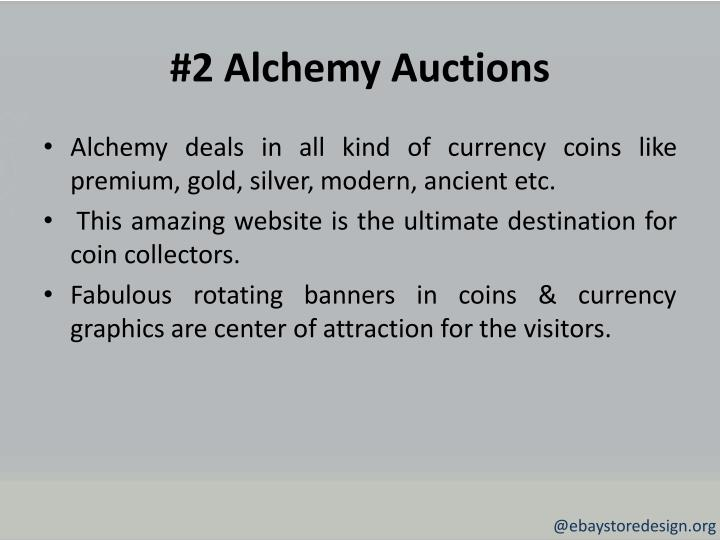 #2 Alchemy Auctions