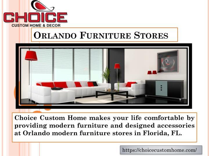 Orlando Furniture Stores