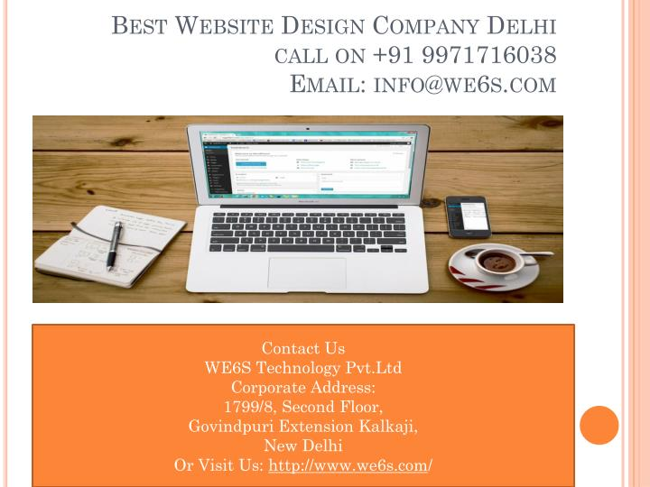Best Website Design Company Delhi