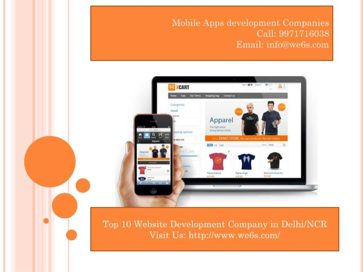 Mobile Apps development Companies