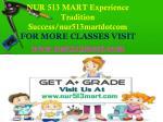 nur 513 mart experience tradition success nur513martdotcom1