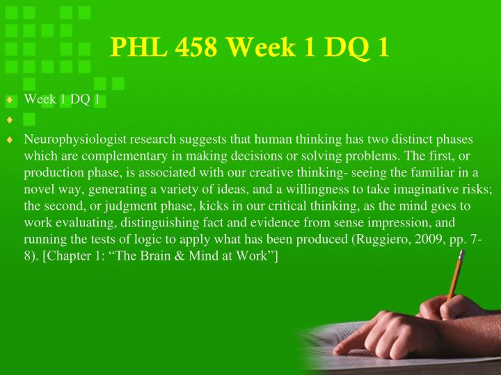 PHL 458