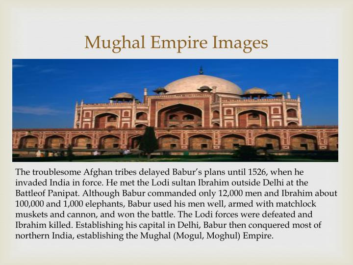 Mughal empire images