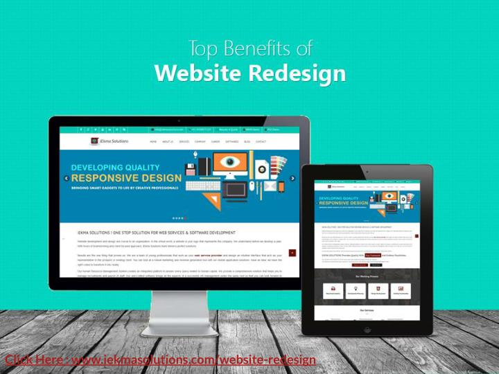 Click Here : www.iekmasolutions.com/website-redesign