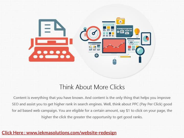 Click Here : www.iekmasolutions.com/website-redesign