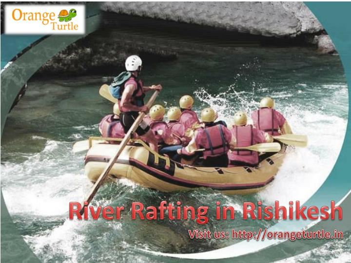River Rafting in