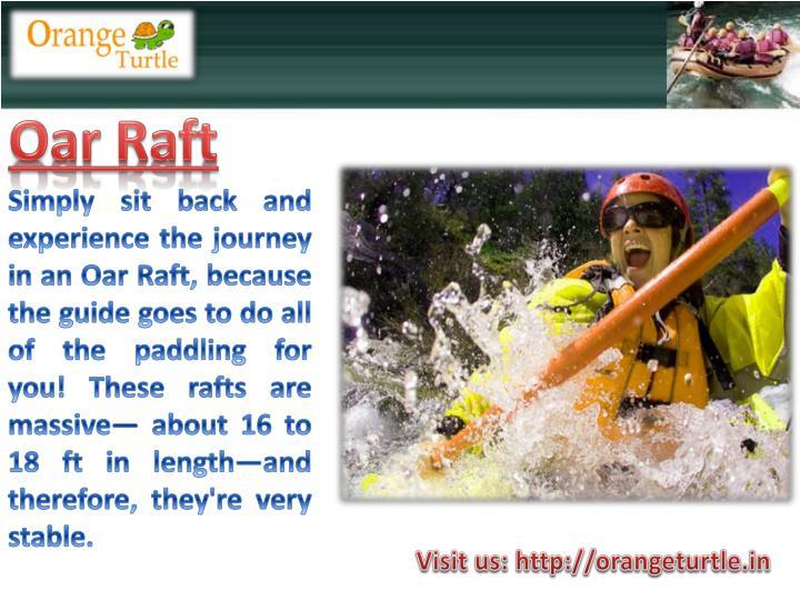 Oar Raft