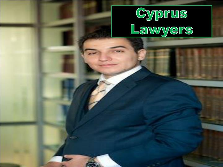 Cyprus Lawyers