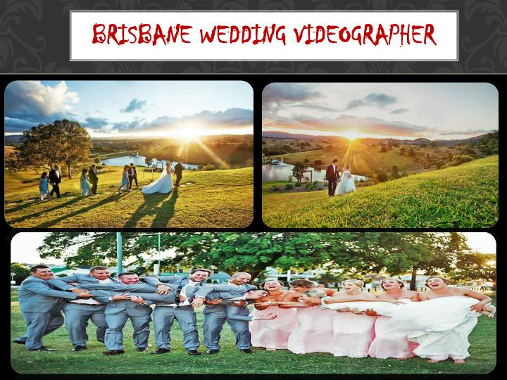 Brisbane Wedding Videographer