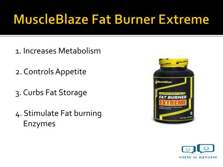 1. Increases Metabolism