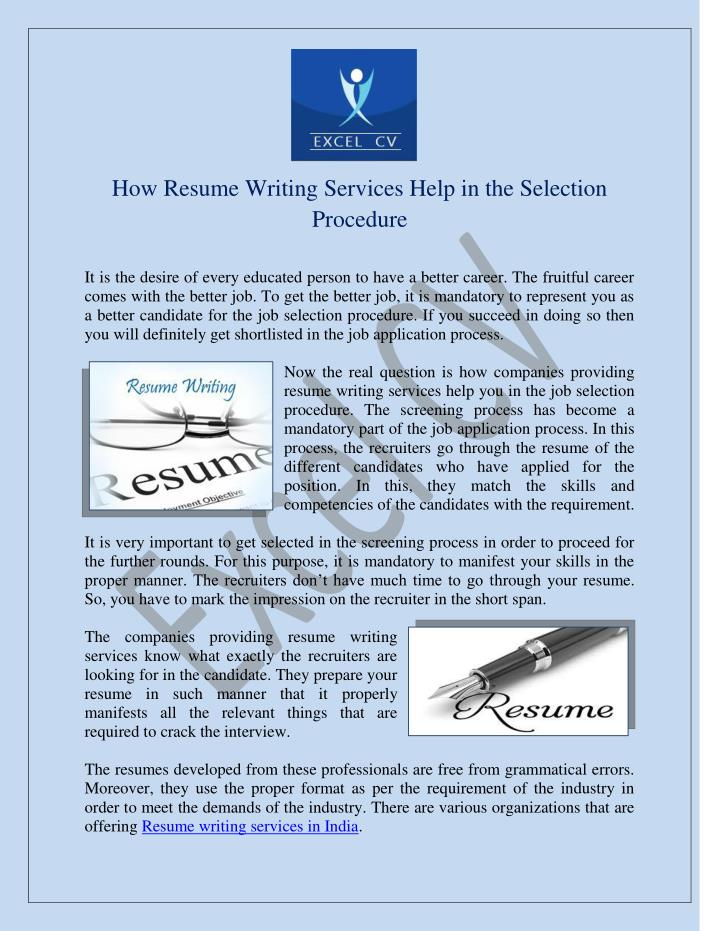 cheap resume writing services india online writing service
