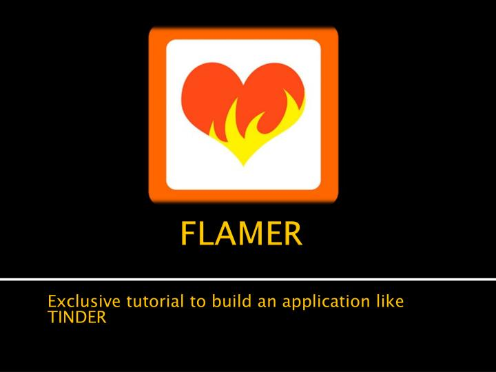 Exclusive tutorial to build an application like tinder