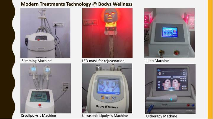 Modern Treatments Technology @