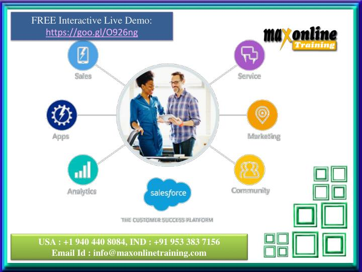 FREE Interactive Live Demo: