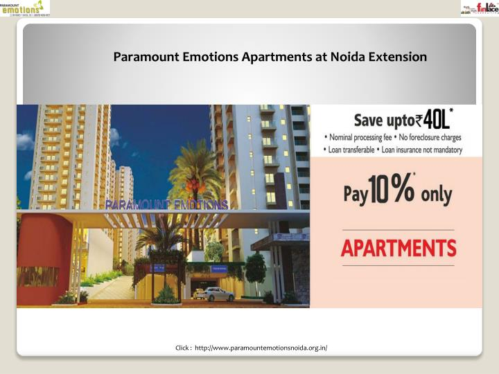 Paramount Emotions Apartments at