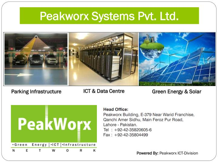 Peakworx Systems Pvt. Ltd.