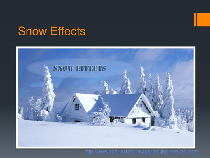 Snow Effects
