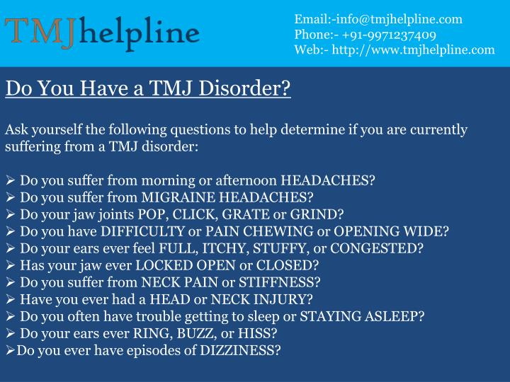 Email:-info@tmjhelpline.com