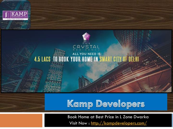 Kamp developers