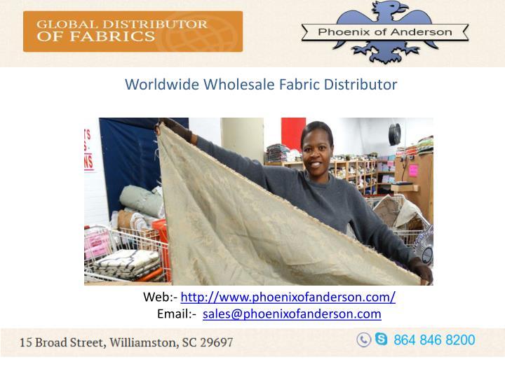 Worldwide Wholesale