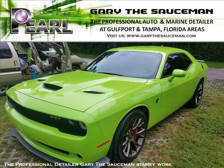 The professional auto marine detailer at gulfport tampa florida areas