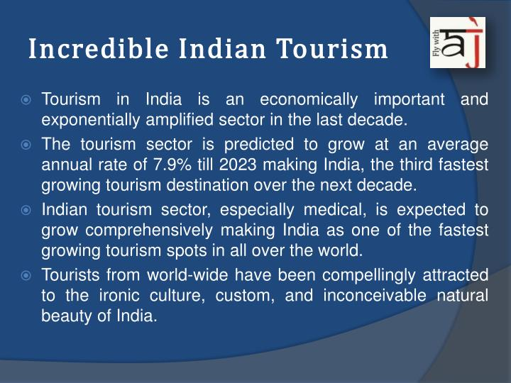 Incredible indian tourism
