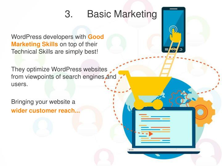 3.Basic Marketing