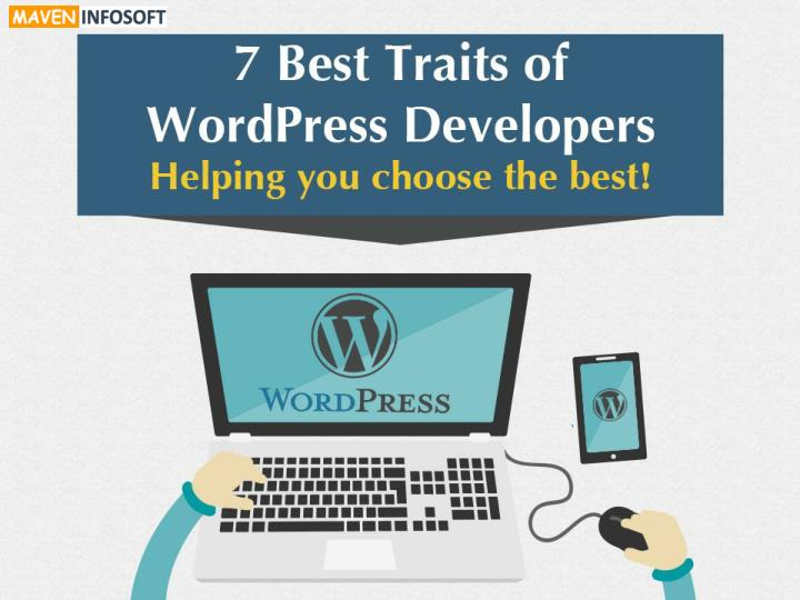 7 best traits of wordpress developers