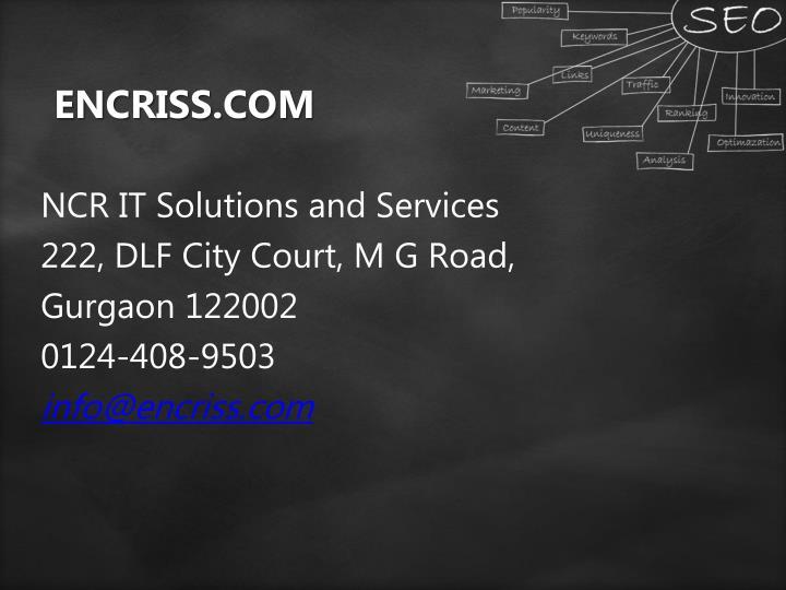 ENCRISS.COM